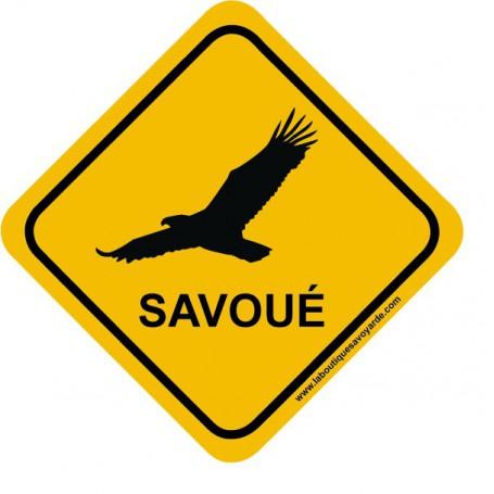 Roadsign Savoué Aigle