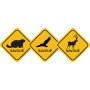 Collection Roadsign