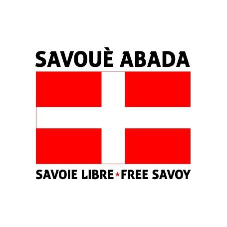 Autocollant Savouè Abada