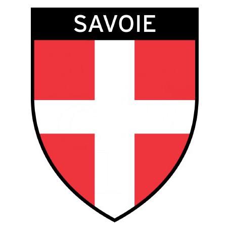Autocollant ecusson Savoie