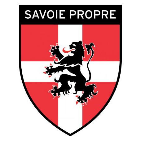Autocollant ecusson Savoie Propre