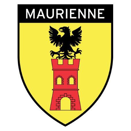 Autocollant ecusson Maurienne