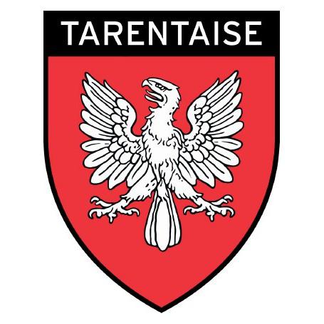 Autocollant ecusson Tarentaise