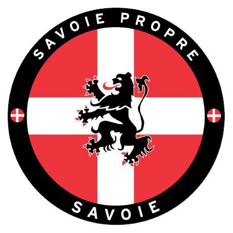 Autocollant Savoie Propre Rond