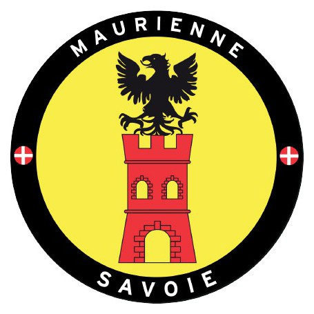 Autocollant Maurienne Rond