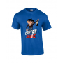 T-shirt Captain Savoie - Homme