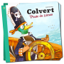 COLVERT pirate du Léman