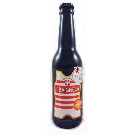 Bière du baigneur l'ambrée Annecy