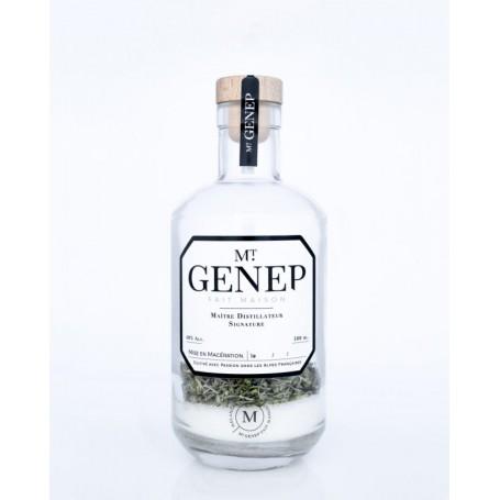 Mont Genep génépi de savoie fait maison