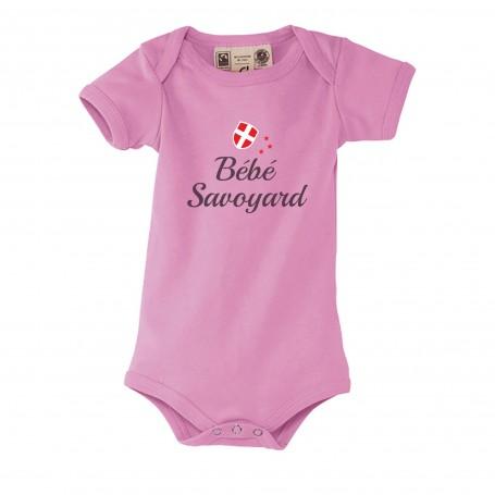 body bébé savoyard