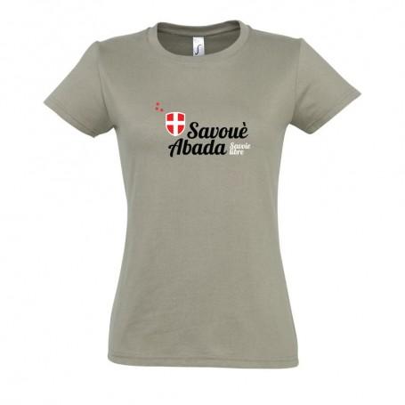 Tee shirt Savouè Abada