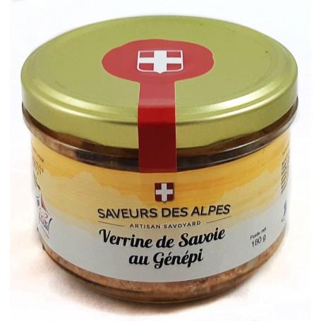 Verrine de Savoie au Genepi