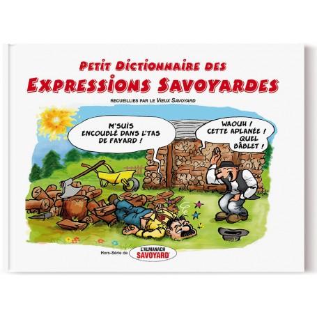 Petit dictionnaire des expressions savoyardes