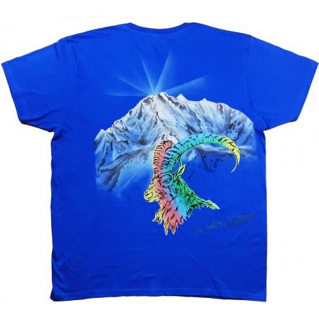 Tee-shirt Bouquetin de Savoie