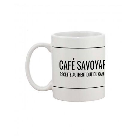 tasse café savoyard