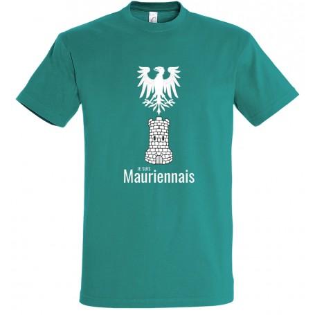 je suis mauriennais tee-shirt
