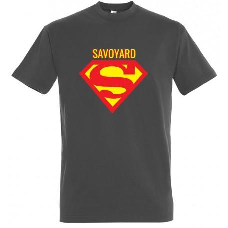 tee-shirt super savoyard