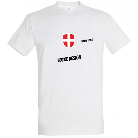 Tee-shirt savoyard personnalisé