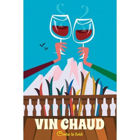 Affiche Vin Chaud