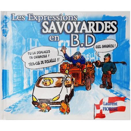 Les expressions savoyardes en bd tome 1