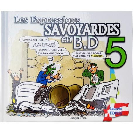 Les Expressions Savoyardes en B.D tome 5