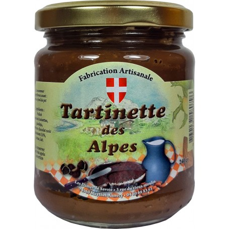 Tartinette des Alpes