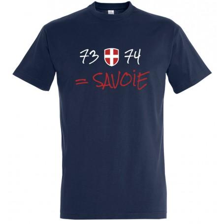 73 +74 égale Savoie