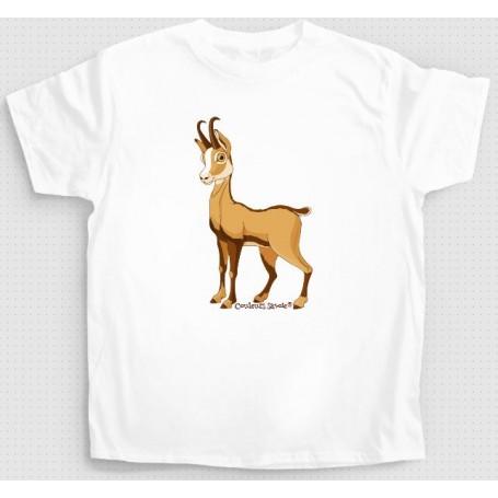 T-shirt Chamois