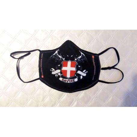 Masque Savoie aigles Couleurs Savoie
