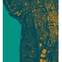 Affiche Aix-les-Bains, extrait zoomé